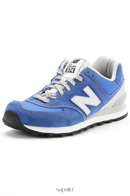 Кроссовки New Balance Кроссовки голубые