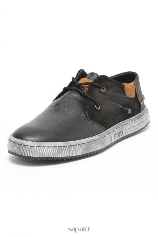 Ботинки 7 Seven Studio Ботинки чёрные