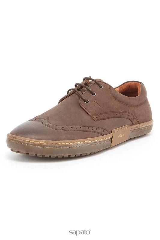 Ботинки Vitacci Полуботинки коричневые