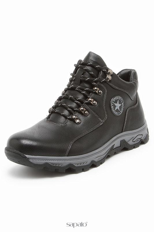 Ботинки Daze Ботинки чёрные