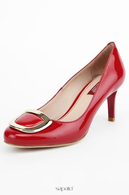 Туфли Milana Туфли красные