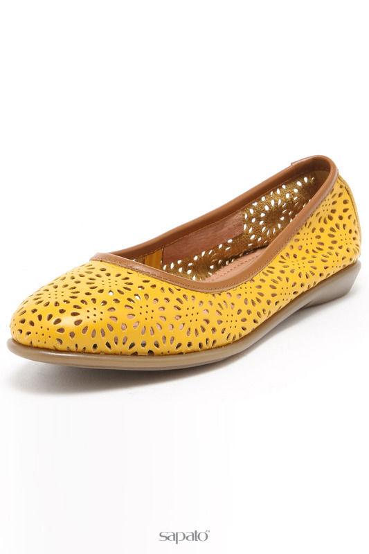 Туфли Cooper Туфли жёлтые
