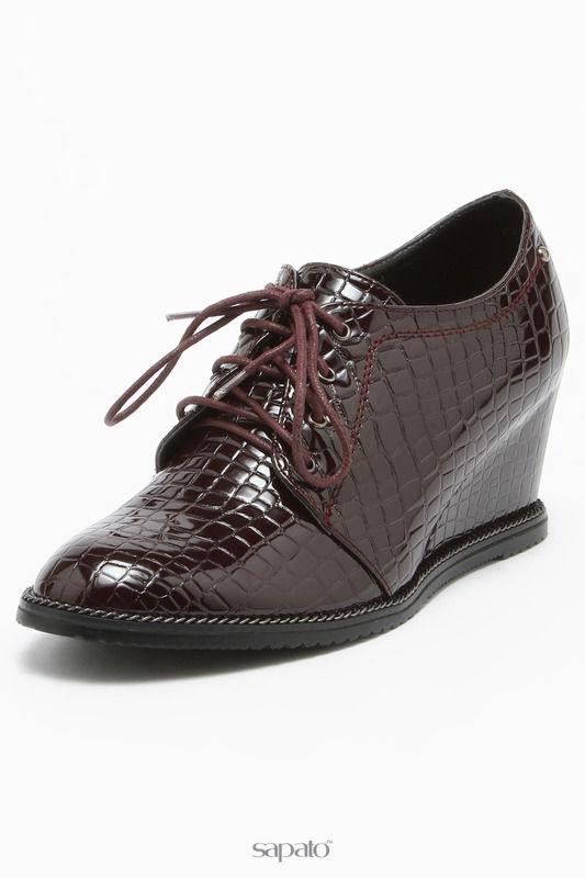 Ботинки Daze Ботинки красные