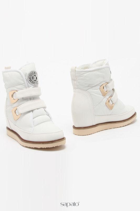 Ботинки Cooper Ботинки белые