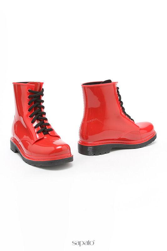 Ботинки Cooper Ботинки красные