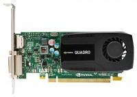 HP Quadro K420 891Mhz PCI-E 2.0 2048Mb 128 bit DVI