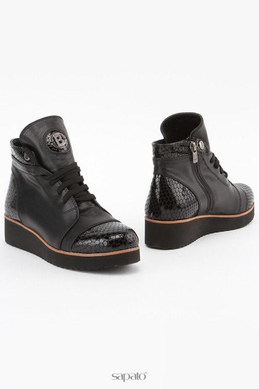 Ботинки MAGNOLYA Ботинки чёрные