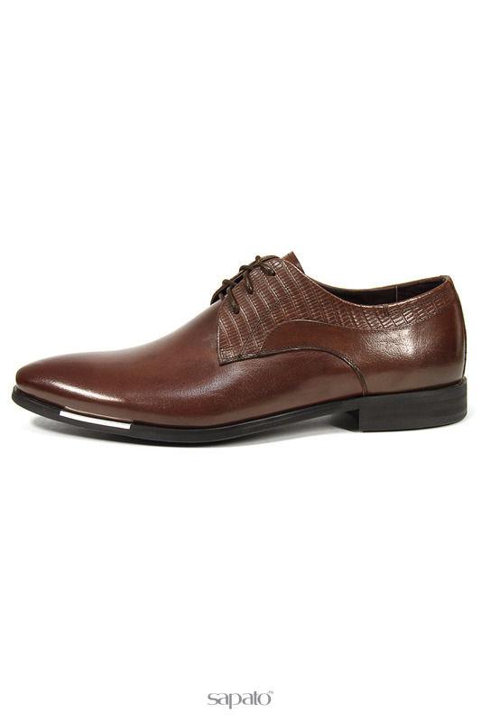 Ботинки Bravo Полуботинки коричневые
