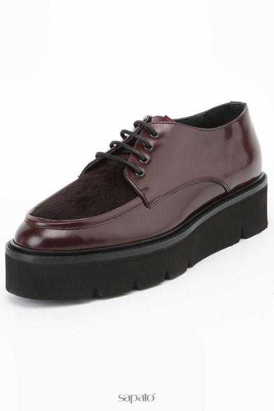 Туфли Logan Туфли красные