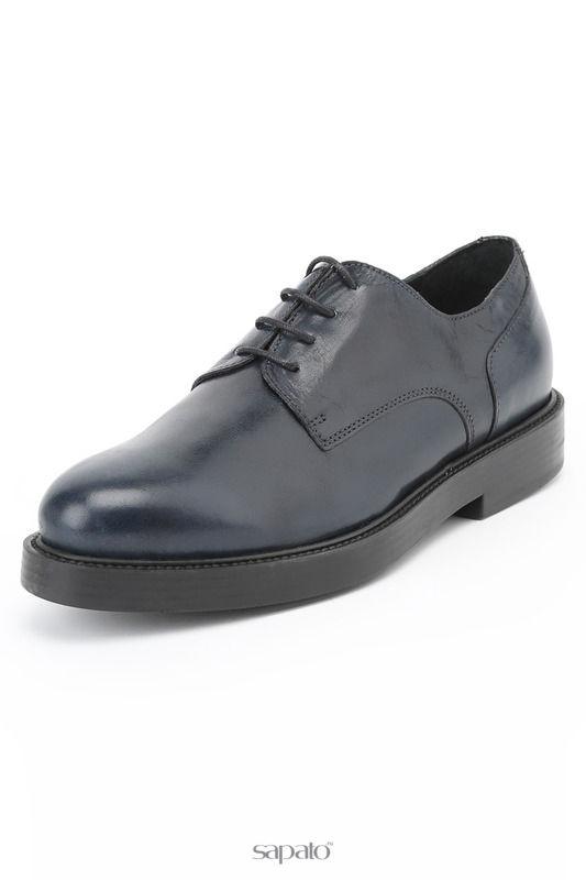 Ботинки Logan Полуботинки синие