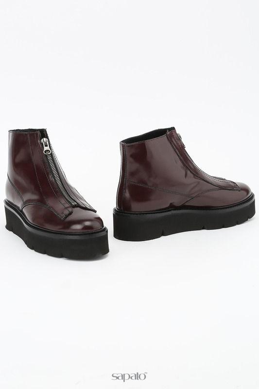 Ботинки Logan Ботинки красные
