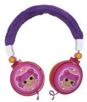 Jazwares Lalaloopsy Peanut Big Top Headphones