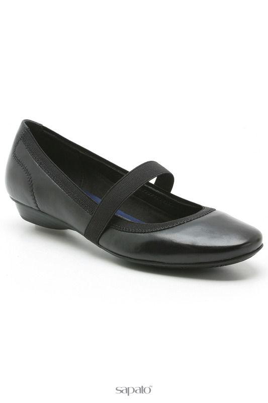 Туфли Clarks Туфли чёрные