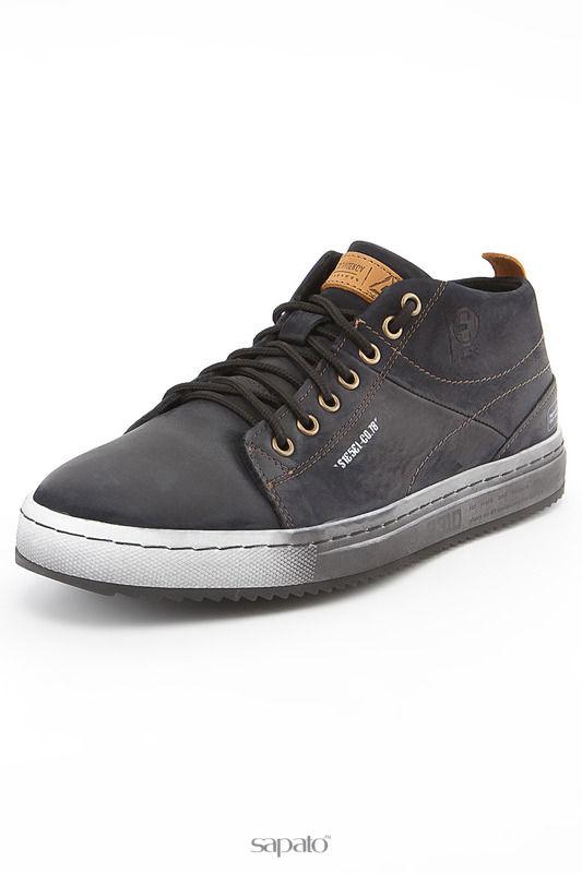 Ботинки 7 Seven Studio Ботинки синие