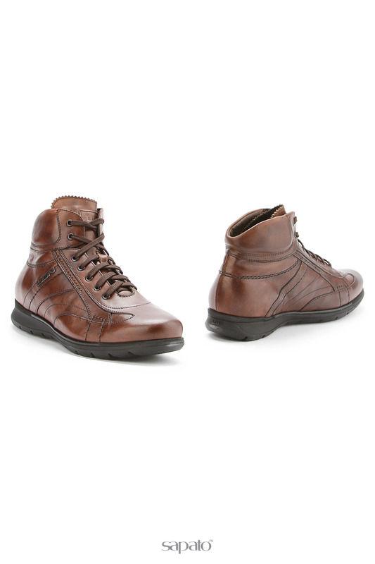 Ботинки Lion Ботинки коричневые