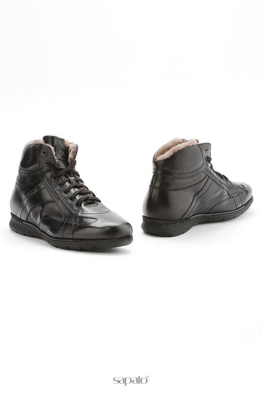 Ботинки Lion Ботинки чёрные