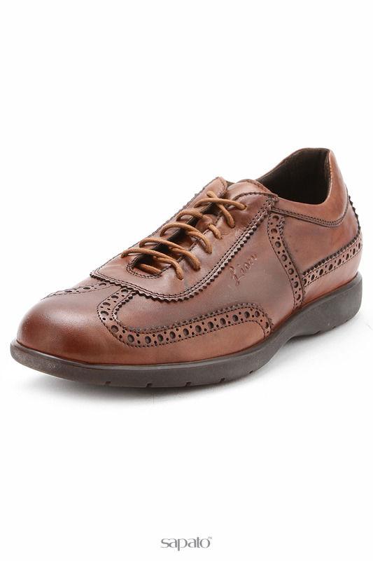 Ботинки Lion Полуботинки коричневые