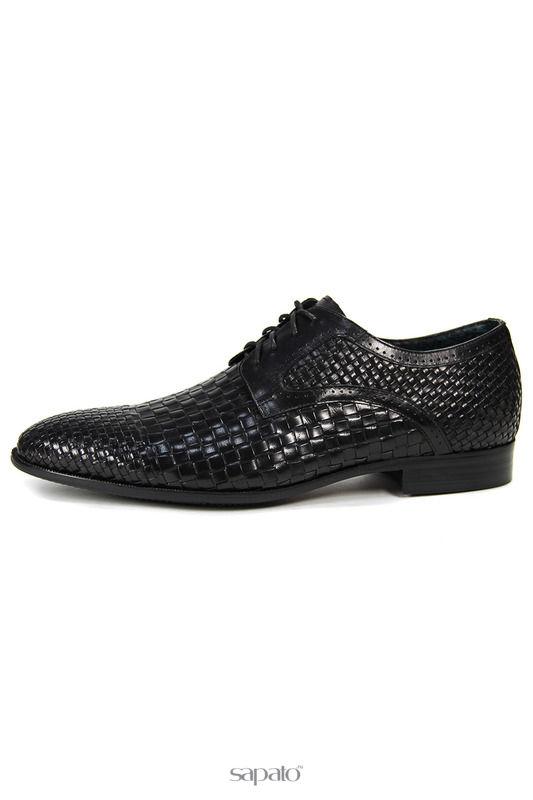 Ботинки Bravo Полуботинки чёрные