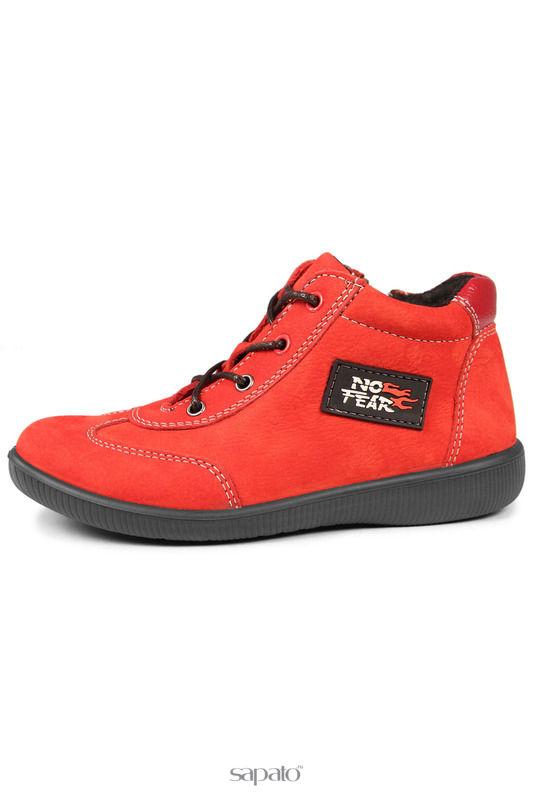 Ботинки Marko Ботинки красные