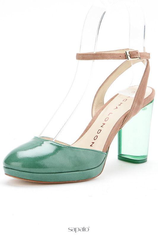 Туфли Sacha London Туфли зеленые