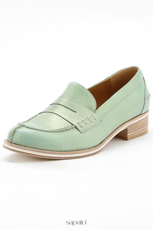 Туфли Zinda Туфли зеленые