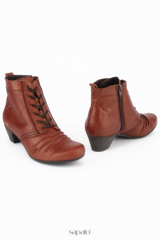 Ботинки Dali Ботинки красные