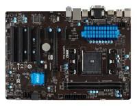 MSI A68H PC Mate