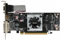 GIGABYTE Radeon R5 230 625Mhz PCI-E 2.1 1024Mb 1066Mhz 64 bit DVI HDMI HDCP rev 2.0