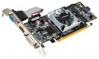 GIGABYTE Radeon HD 5450 650Mhz PCI-E 2.1 1024Mb 1000Mhz 64 bit DVI HDMI HDCP