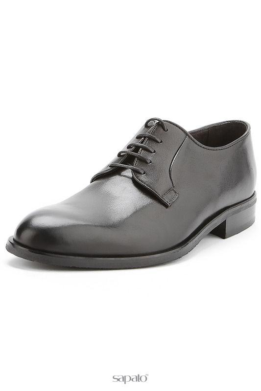 Ботинки SERJIO SERRANO Полуботинки чёрные