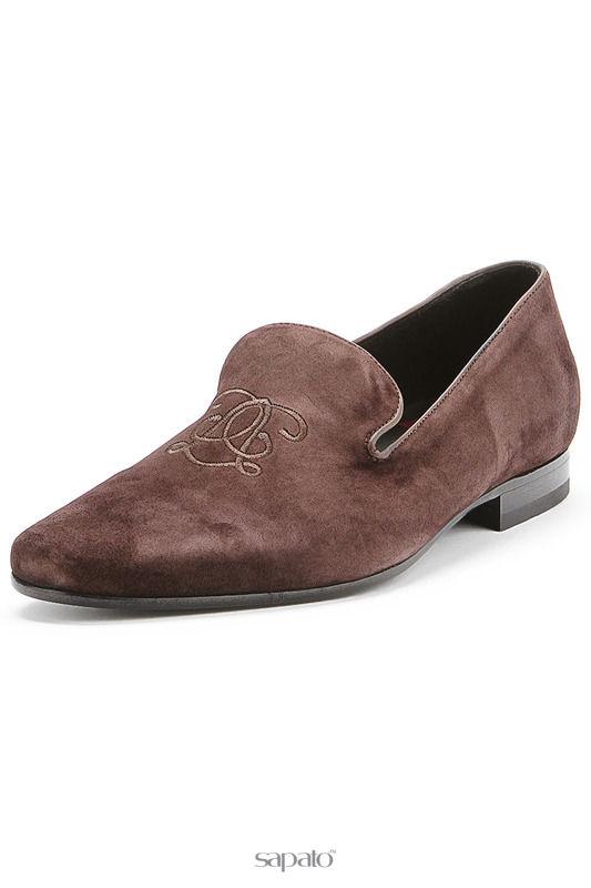 Ботинки SERJIO SERRANO Полуботинки коричневые