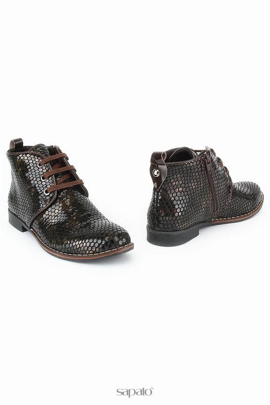 Ботинки MARCO MINO Ботинки коричневые