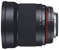 Rokinon 16mm f/2.0 ED AS UMC CS Canon M (16M-M)