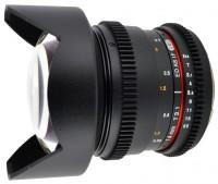 Rokinon 14mm T3.1 Cine ED AS IF UMC Nikon F (DS14M-N)