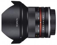 Rokinon 12mm f/2.0 NCS CS Samsung NX (RK12M-NX)