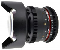Rokinon 14mm T3.1 Cine ED AS IF UMC Minolta A (CV14M-S)