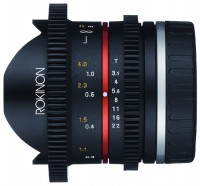 Rokinon 8mm T3.1 Cine UMC Fisheye II Sony E (CV8MBK31-E )