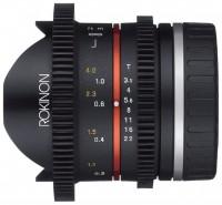 Rokinon 8mm T3.1 Cine UMC Fisheye II Samsung NX (CV8MBK31-NX)