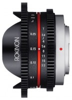 Rokinon 7.5mm T3.8 Cine IF ED UMC Aspherical Micro Four Thirds (CV75MFT)