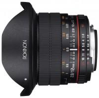 Rokinon 12mm f/2.0 NCS CS Fujifilm X (RK12M-FX)