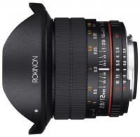 Rokinon 12mm f/2.8 ED AS IF NCS UMC Fisheye Canon EF (12M-C)