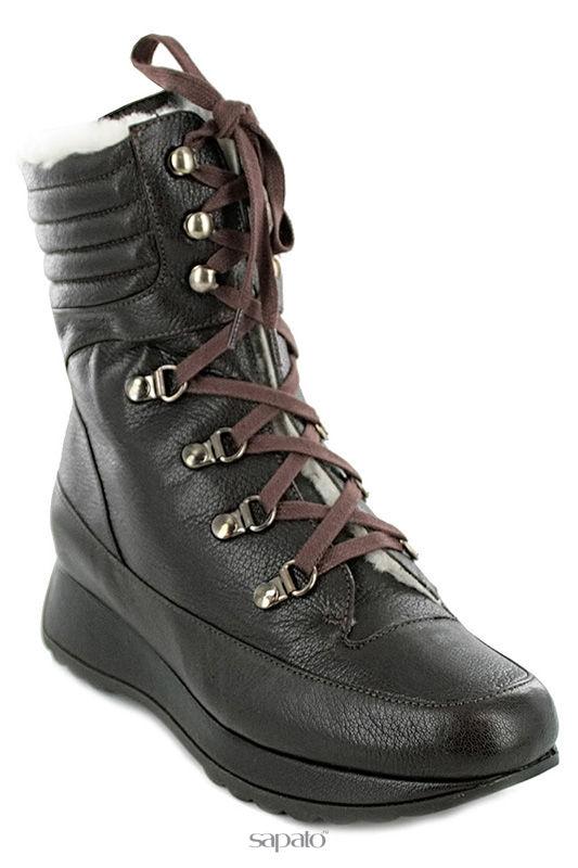 Ботинки Stephane Kelian Ботинки высокие коричневые