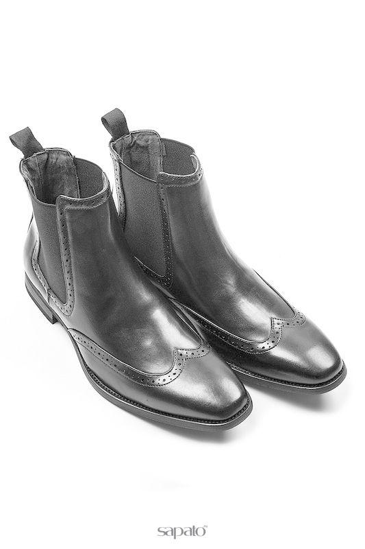 Ботинки Solier Ботинки чёрные