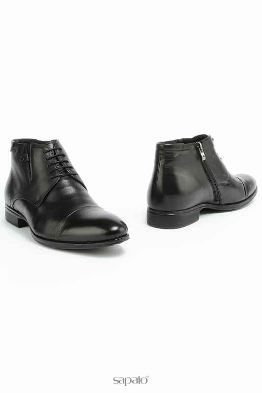 Ботинки Cornado Ботинки чёрные