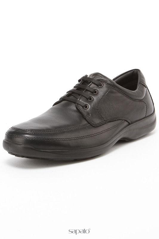 Ботинки IMAC Полуботинки чёрные