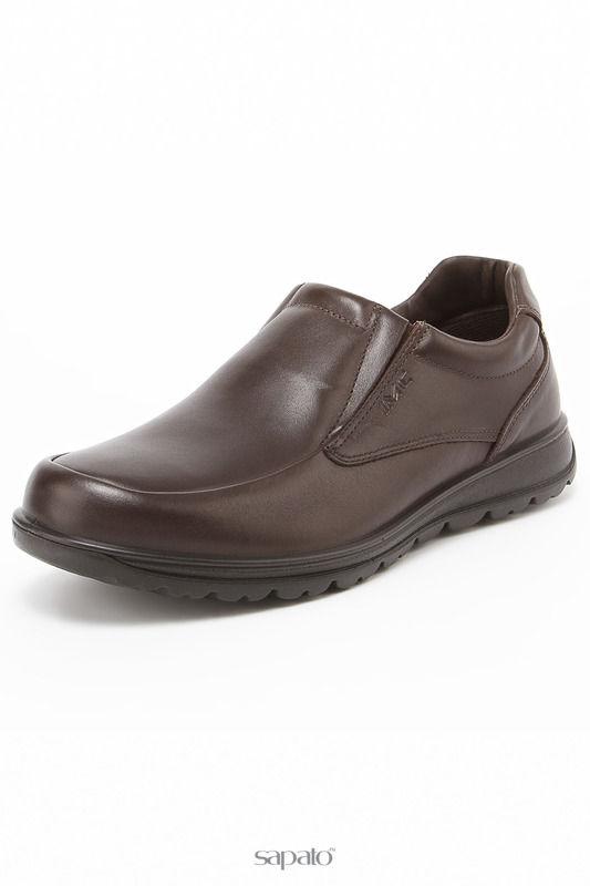Ботинки IMAC Полуботинки коричневые