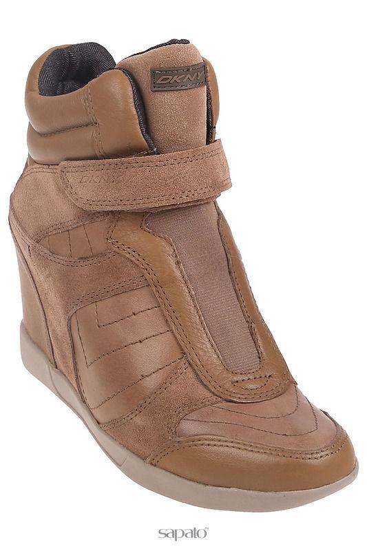 Кеды DKNY Кеды коричневые