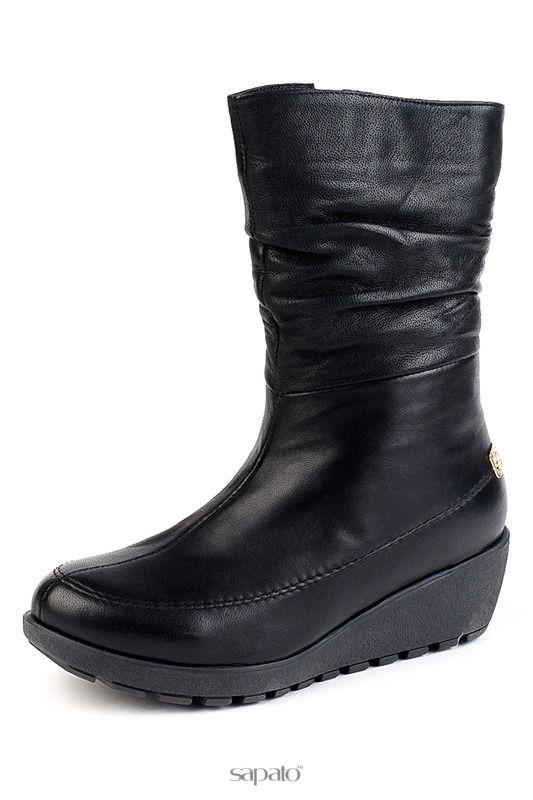 Ботинки MONA RIZZI Ботинки чёрные