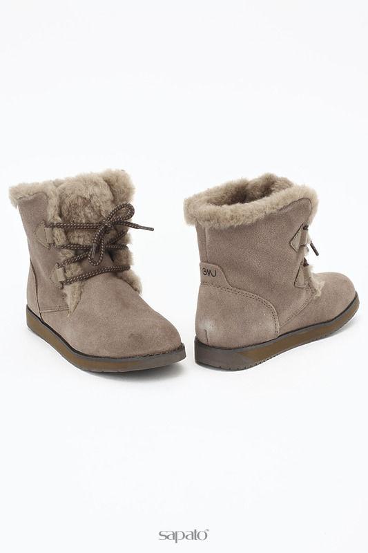 Ботинки EMU Australia Ботинки бежевые