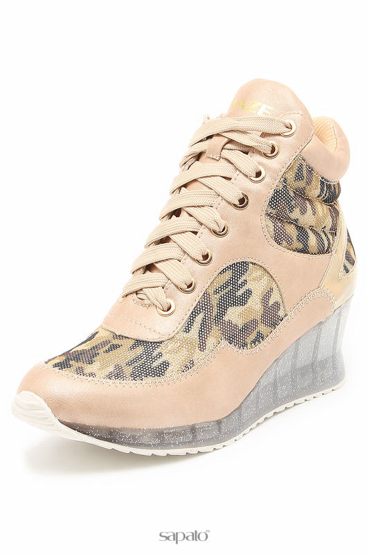 Ботинки Daze Ботинки бежевые